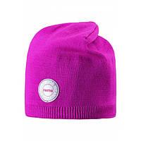 Демисезонные шапки для девочки