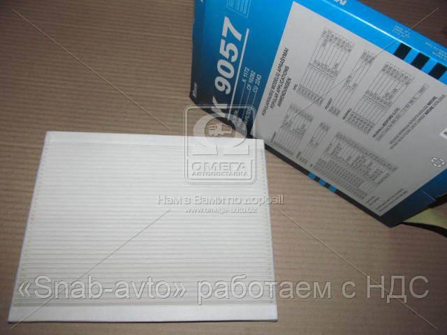 Фильтр салона OPEL Corsa D, FIAT  Fiorino, FIAT Punto III (производство M-filter) (арт. K9057), AAHZX