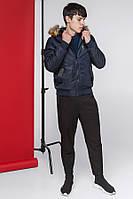 Мужская куртка с опушкой Kiro Tokao р. 48 50 52 54