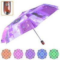 Зонт полуавтомат T05687-2, д56 см, 8 сп, Зонтики от дождя, Зонт