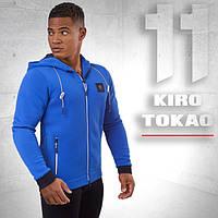 Олимпийка спортивная теплая трикотаж Kiro Tokao 137N