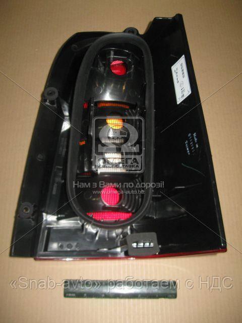 Фонарь задний левый Mercedes-Benz (MB) VITO -02 (производство TYC) (арт. 11-A568-01-2B), AEHZX