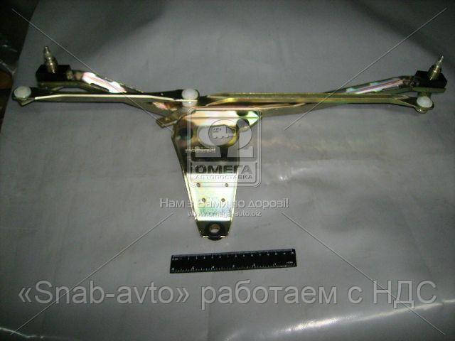 Трапеция привода стеклоочистителя ВАЗ 2115, ИЖ 2126, 2717 (производство Владимир) (арт. 492.5205400), ACHZX