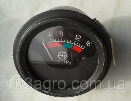 Датчик тиску масла механічний 0-16