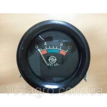 Датчик тиску масла механічний 0-10