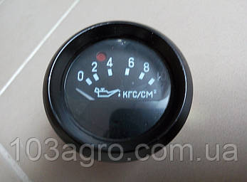 Датчик тиску масла електричний 24V 0-10, фото 2
