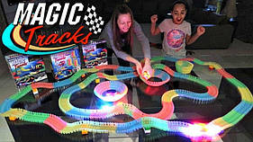 Гибкая гоночная трасса Magic Tracks 165 дет.