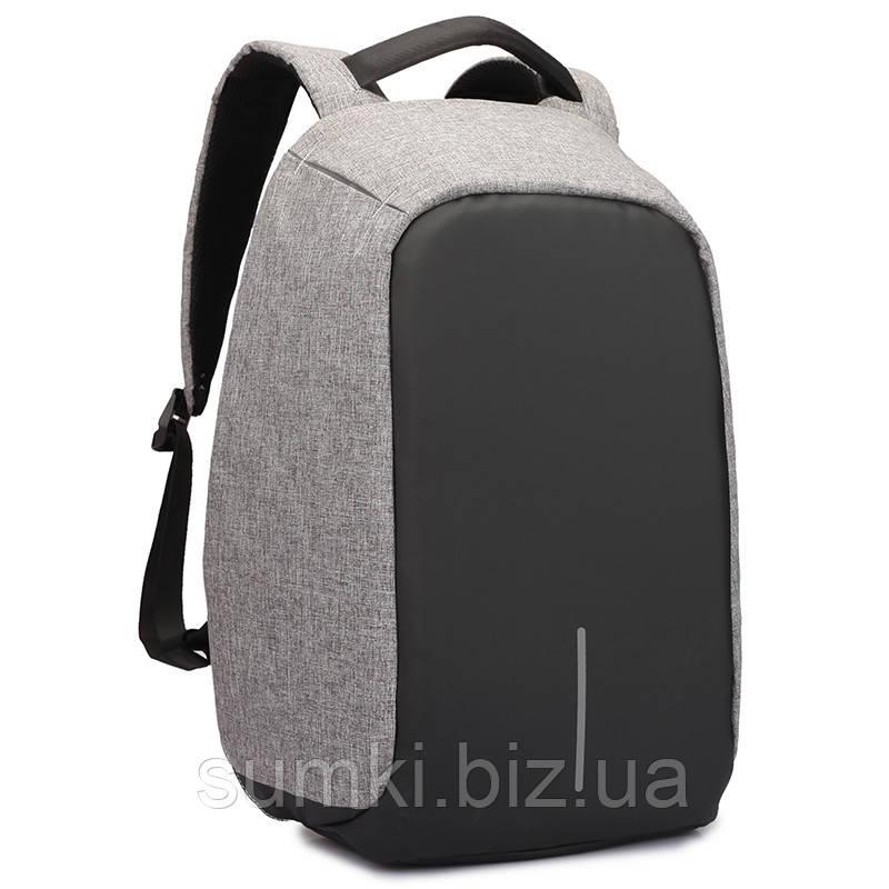 "Рюкзак для ноутбука ""БОББИ-антивор"" с USb выходом"