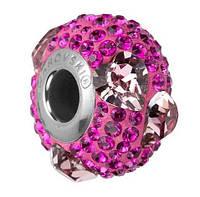 Шарм Pandora от Swarovski 81722 Fuchsia, Crystal Antique Pink