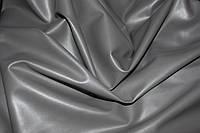 Ткань эко кожа серый, фото 1