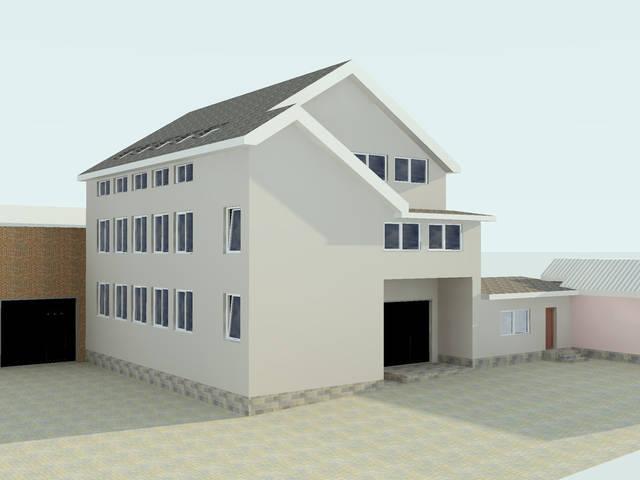 Административно-бытовой корпус с производством 9
