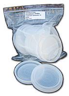 Крышка полиэтиленовая для консервации в упаковке по 10 штук (ТЕРМО)