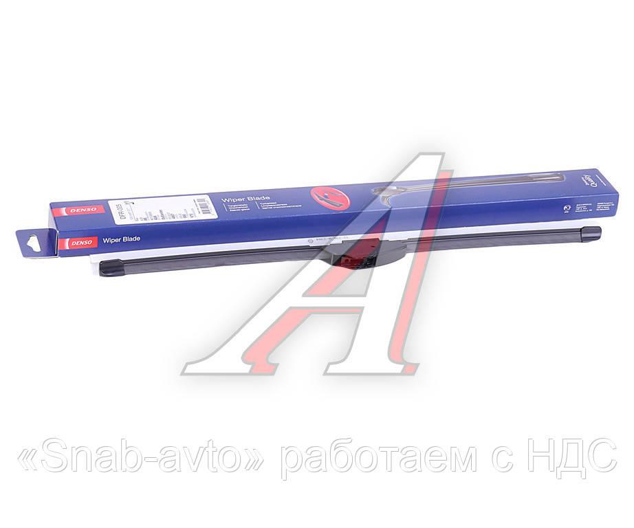 Щетка стеклоочистителя 530 мм бескаркасная (производство Denso) (арт. DFR-005), ACHZX