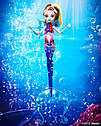 Кукла Monster High Great Scarrier Reef Ghoulfish Lagoona Blue Лагуна   , фото 6