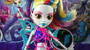 Кукла Monster High Great Scarrier Reef Ghoulfish Lagoona Blue Лагуна   , фото 5