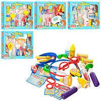 Игровой набор доктора Чудо аптечка 0462: 22 предмета