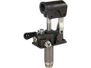 Насос двосторонньої дії з запобіжним клапаном 45 см3, фото 2