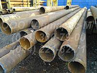 Труба стальная 219 х 7; 8; 9; 10 мм (б/ш) ГОСТ 8732-78