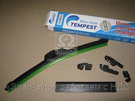Щетка стеклоочистителя бескаркасная 12/300мм. (с адаптерами)  (арт. TPS-12FL)