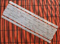 Стержни клеевые прозрачные, Ø-11,2мм., 1,0кг.,  SOMAFIX