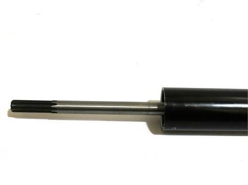 Штанга с валом бензокосы на 9 шлицов d=26 mm