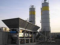 Стационарный бетонный завод CIFAMIX 80 Cifa