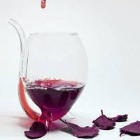 Творческий Винный Сок Стеклянная Бутылка Прозрачный