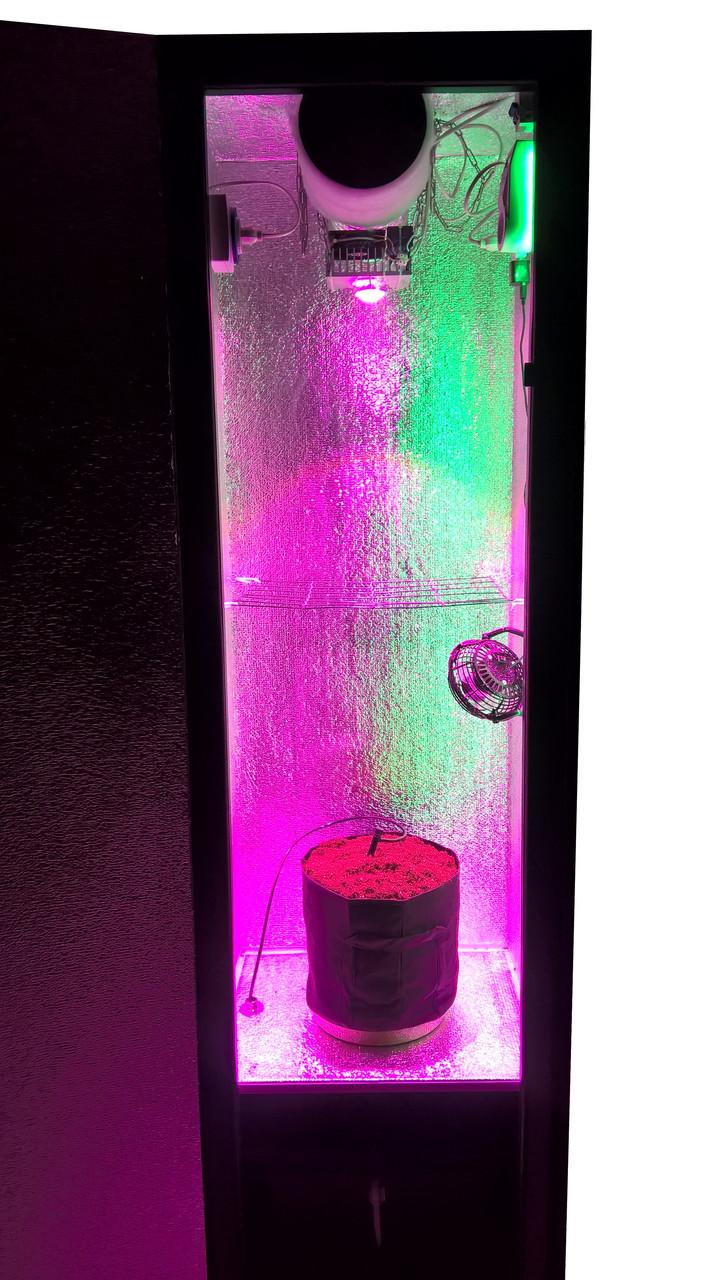 Гроубокс Led 50 с автоматическим капельным поливом