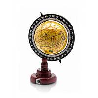 Глобус на подставке с точилкой для карандашей (18х11х7 см)(8,5)