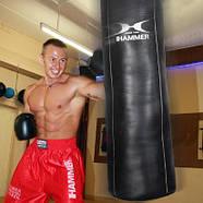 Мешок боксерский Hammer Premium Cowhide Professional, фото 4