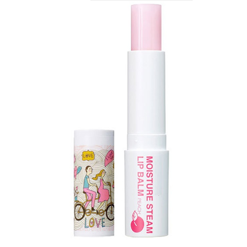Питательный бальзам для губ SeaNtree Moisture Steam Lip Balm Peach