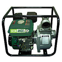 Мотопомпа Iron Angel WPG 80 M