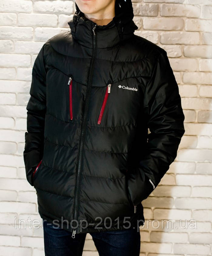 27d3890c Мужская зимняя куртка Columbia Omni-Heat art. 1812-01, цена 2 750 ...