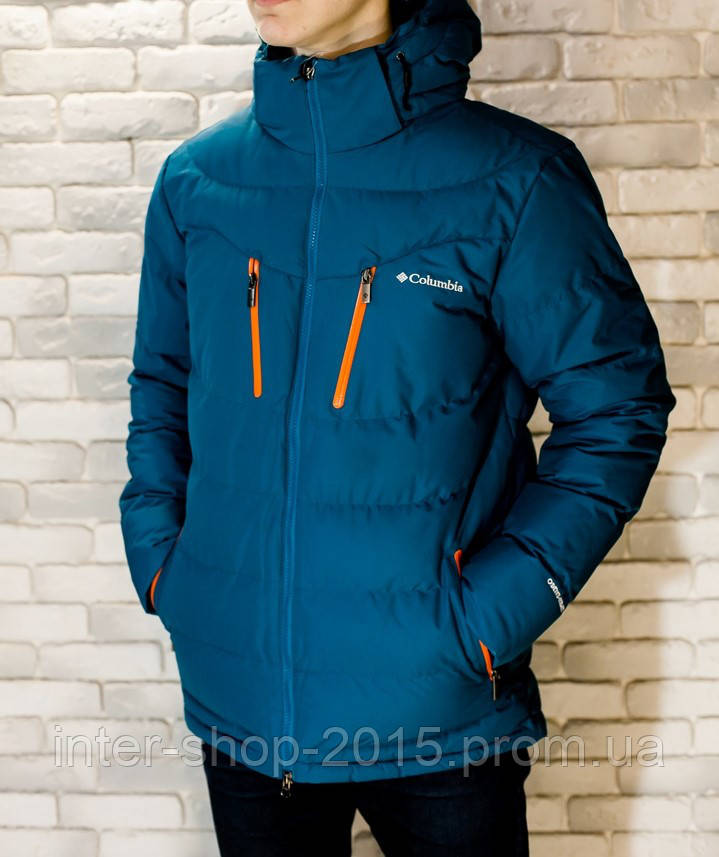 fbcfafdd Мужская зимняя куртка Columbia Omni-Heat art. 1812-02, цена 2 750 ...