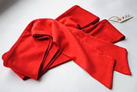 Красный трикотажный пояс