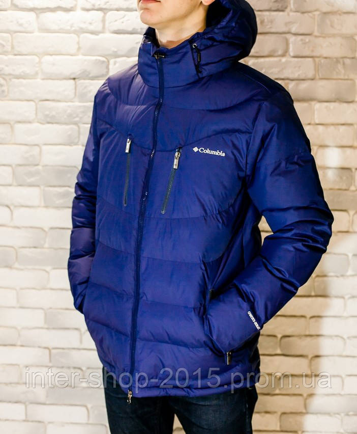 8b9984bf Мужская зимняя куртка Columbia art. 1812-01: продажа, цена в ...