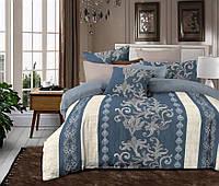 Семейный набор хлопкового постельного белья из Ранфорса №337 Черешенка™