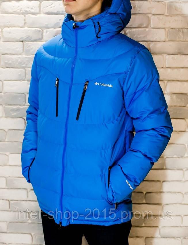 Мужская зимняя куртка Columbia art. 1812-01  продажа 1d8ef7ba485eb