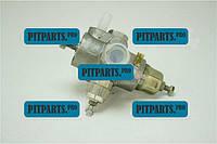 Регулятор давления воздуха Камаз 5320 старого образца Полтава КамАЗ-4326 (100-3512010)