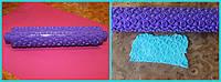 Скалка текстурная для мастики и теста , фото 1