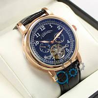 Часы мужские A.Lange & Sohne Glashutte Gold/Black