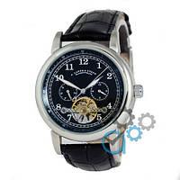 Часы мужские A.Lange & Sohne Glashutte Silver/Black