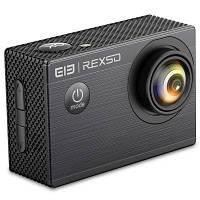 Elephone REXSO Explorer X экшн-камера 4К 30 кадров в секунду HD Чёрный