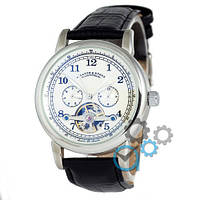 Часы мужские A. Lange & Sohne Unforgettable Masterpieces Tourbograph AA Silver-White