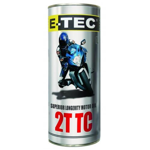 Масло E-TEC 2T для двухтактных двигателей 1л