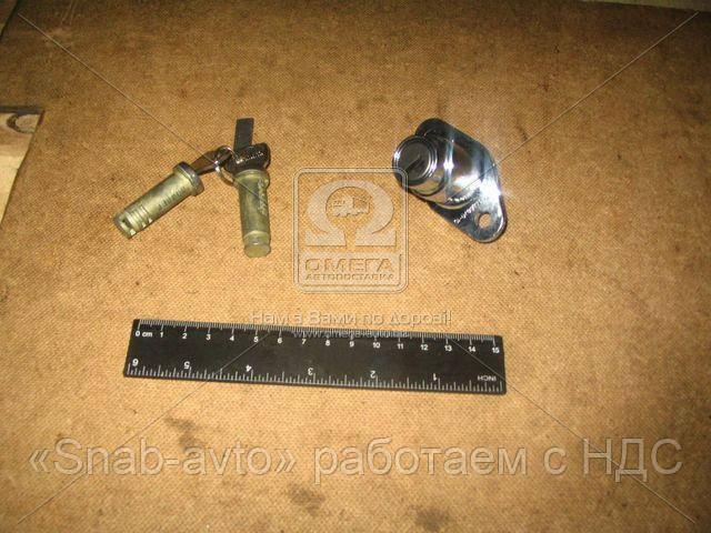 Личинка замка ВАЗ 2106 комплект (производство ДААЗ) (арт. 21060-610004520), AAHZX