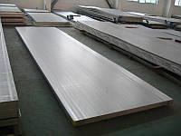 Лист нержавеющий, Размер: 1,00 x 1250 x 2500 AISI 441-4+PVC Вес листа, кг 25