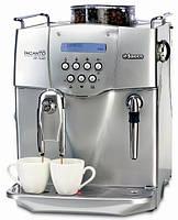 Автоматическая кофемашина Saeco Incanto De Luxe б/у