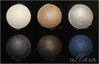 Палитра из 10 запеченых теней e.l.f. Studio Baked Eyeshadow Palette NYC, фото 2