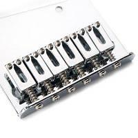 6-струнный бридж для электрогитары TL Tele Telecaster Серебристый
